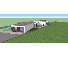 Beautiful 3 bedroom house with pool and land - surroundings of Caldas da Rainha