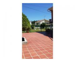 Detached villa 5 minutes from the beach