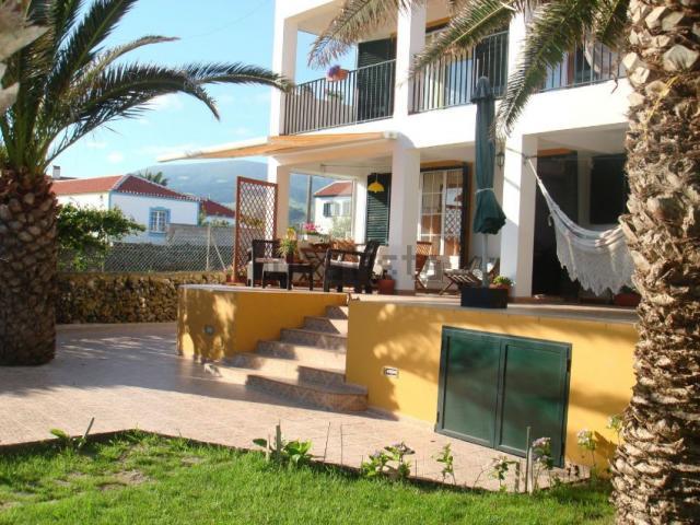 House near the sea. Located in Pesqueiro